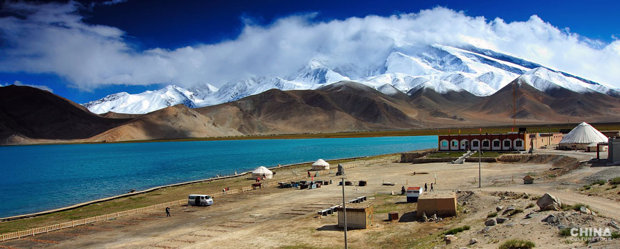 Silk Road Journey till to the Karakuli Lake