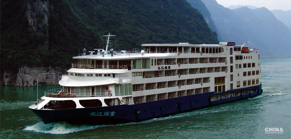 Luxury China Tours with Yangzi Explorer Cruise Journeys