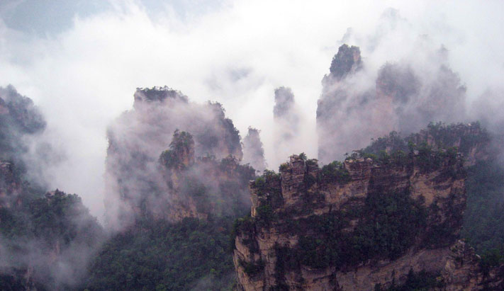 Zhangjiajie Travel Guide